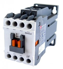 CONTACTOR 3 POLOS 12AMP LSis (LG INDUSTRAL SISTEM )