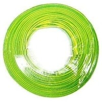 HILO FLEXIBLE 1.5 MM AMARILLO-VERDE 100 METROS