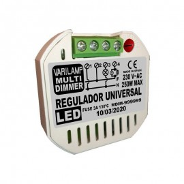 REGULADOR PARA LED 250 WATIOS